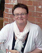 Sharon Ahlqhist