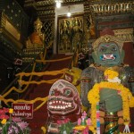 Interior of temple X